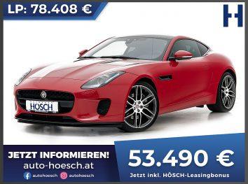 Jaguar F-Type Coupe 2.0 i4 Aut. bei Autohaus Hösch GmbH in