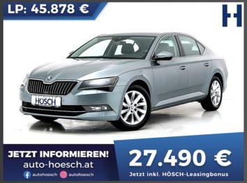 Skoda Superb 1.5 TSI ACT Style Aut. bei Autohaus Hösch GmbH in