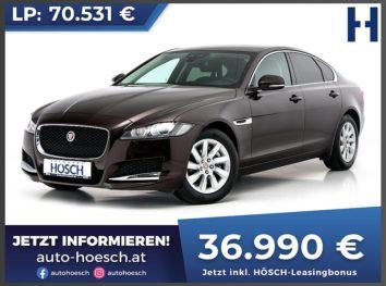 Jaguar XF 25d Prestige AWD Aut. bei Autohaus Hösch GmbH in