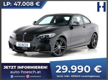 BMW 218i Coupe M-Sport Aut. bei Autohaus Hösch GmbH in