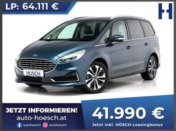 Ford Galaxy 2.0 EcoBlue Titanium AWD Aut. 7 Sitzer bei Autohaus Hösch GmbH in