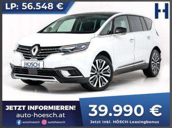 Renault Espace Initiale Paris Blue dCi 200 Aut. Facelift! bei Autohaus Hösch GmbH in