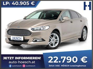 Ford Mondeo 2.0 Hybrid Titanium Aut. bei Autohaus Hösch GmbH in