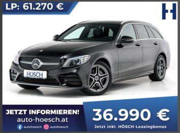 Mercedes-Benz C 200d T AMG-Line Aut. bei Autohaus Hösch GmbH in