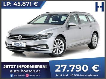 VW Passat Variant Business TSI Aut. bei Autohaus Hösch GmbH in