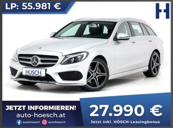 Mercedes-Benz C 220d T AMG-Line Edition C Aut. bei Autohaus Hösch GmbH in