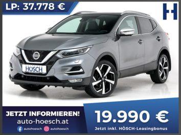 Nissan Qashqai DCI  Tekna+ !! VOLL !! bei Autohaus Hösch GmbH in