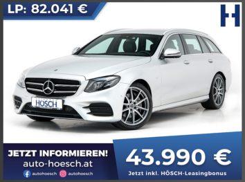 Mercedes-Benz E 220d T AMG/Sportstyle Edition Aut. bei Autohaus Hösch GmbH in