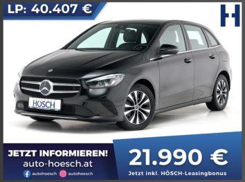 Mercedes-Benz B 180d Style Aut. bei Autohaus Hösch GmbH in