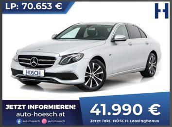 Mercedes-Benz E 300de Avantgarde Aut. bei Autohaus Hösch GmbH in