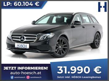 Mercedes-Benz E 220d T Avantgarde Aut. bei Autohaus Hösch GmbH in