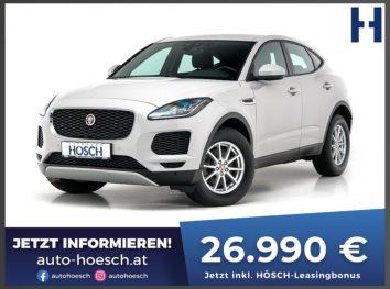 Jaguar E-Pace D150 bei Autohaus Hösch GmbH in