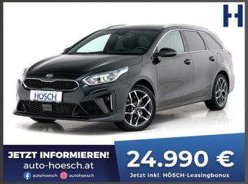 KIA Ceed Sportswagon CRDi Mild-Hybrid GT-Line Aut. bei Autohaus Hösch GmbH in