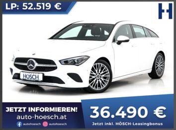 Mercedes-Benz CLA 220d Shooting Brake Progressive Line Aut. bei Autohaus Hösch GmbH in