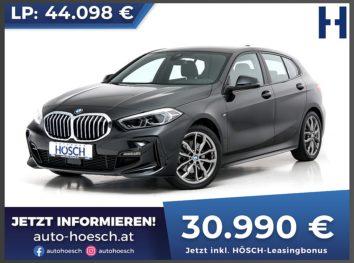 BMW 118d M-Sport Aut. bei Autohaus Hösch GmbH in
