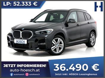 BMW X1 sDrive 18i M-Sport Aut. bei Autohaus Hösch GmbH in