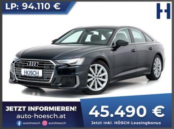 Audi A6 45 TDI quattro Sport S-Line Aut. bei Autohaus Hösch GmbH in