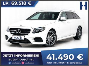 Mercedes-Benz E 200d T AMG/Sportstyle Edition Aut. bei Autohaus Hösch GmbH in