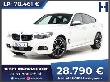 BMW 320d xDrive Gran Turismo M-Sport Aut. bei Autohaus Hösch GmbH in