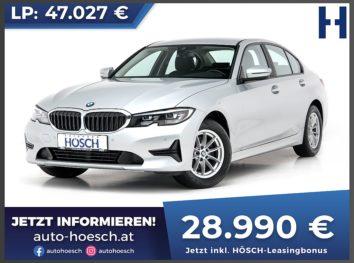 BMW 320i Advantage Aut. bei Autohaus Hösch GmbH in