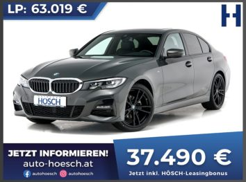 BMW 320d M-Sport bei Autohaus Hösch GmbH in