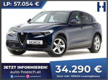 Alfa Romeo Stelvio ATX Super Aut. bei Autohaus Hösch GmbH in
