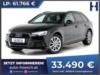 Audi A4 Avant 40 TDI quattro Aut. bei Autohaus Hösch GmbH in