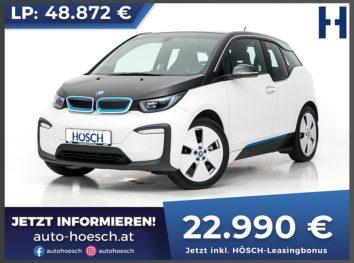 BMW i3 eDrive 94Ah REX Aut. bei Autohaus Hösch GmbH in