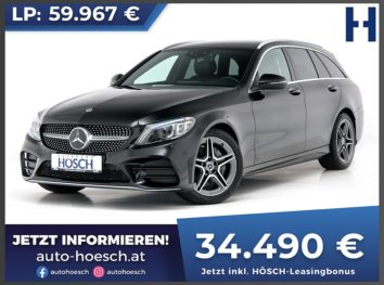 Mercedes-Benz C 180 T AMG-Line Aut. bei Autohaus Hösch GmbH in