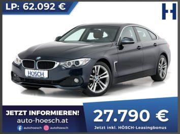 BMW 430d Gran Coupe Aut. bei Autohaus Hösch GmbH in