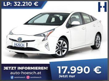 Toyota Prius 1.8 VVT-i Hybrid Active Aut. bei Autohaus Hösch GmbH in