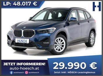 BMW X1 xDrive 18d Advantage bei Autohaus Hösch GmbH in