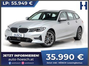 BMW 320d Touring Sport Line Aut. bei Autohaus Hösch GmbH in