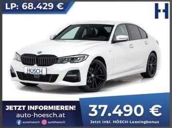 BMW 320d xDrive M-Sport Aut. bei Autohaus Hösch GmbH in
