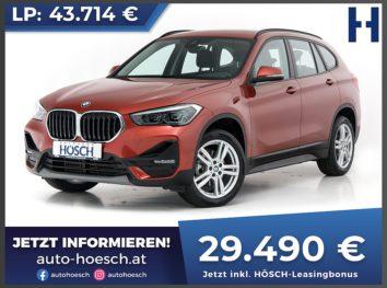 BMW X1 sDrive 18d Advantage bei Autohaus Hösch GmbH in