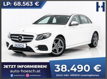 Mercedes-Benz E 200 AMG-Line Aut. bei Autohaus Hösch GmbH in