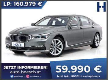 BMW 740Ld xDrive Aut. bei Autohaus Hösch GmbH in