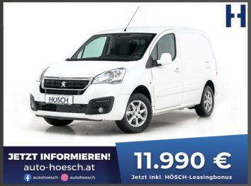 Peugeot Partner Electric L1H1 Pro Aut. bei Autohaus Hösch GmbH in