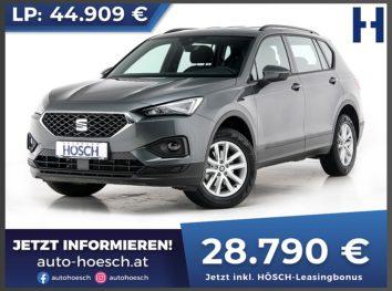 Seat Tarraco Style TDI 4WD Aut. bei Autohaus Hösch GmbH in
