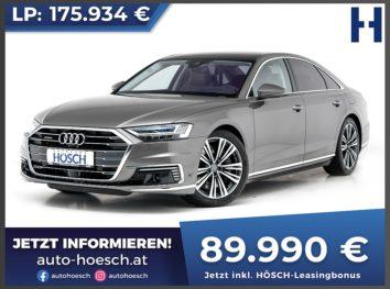 Audi A8 60 TFSI e quattro Aut. bei Autohaus Hösch GmbH in