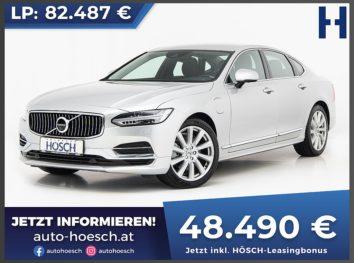 Volvo S90 T8 4WD Inscription Aut. bei Autohaus Hösch GmbH in