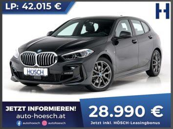 BMW 118i M-Sport Aut. bei Autohaus Hösch GmbH in