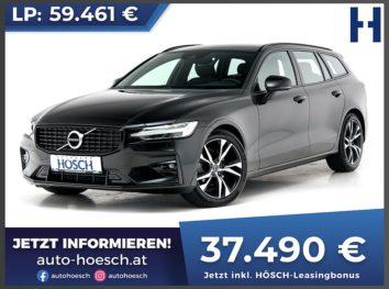 Volvo V60 D4 R-Design Aut. bei Autohaus Hösch GmbH in