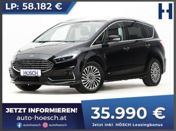 Ford S-MAX Titanium EcoBlue AWD 7-Sitzer Aut. bei Autohaus Hösch GmbH in