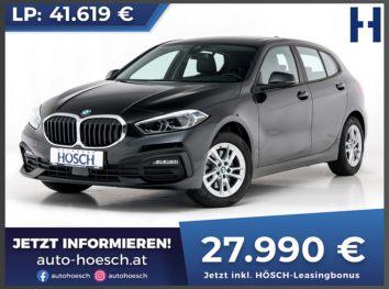 BMW 116d Advantage Aut. bei Autohaus Hösch GmbH in