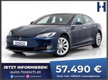 Tesla Model S 75D AWD Aut. FACELIFT bei Autohaus Hösch GmbH in