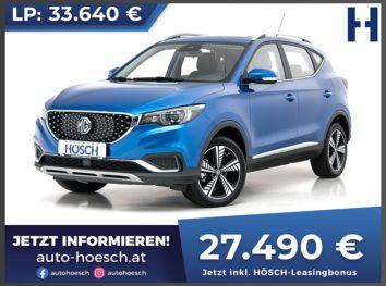 MG ZS EV Luxury 44,5 kWh bei Autohaus Hösch GmbH in