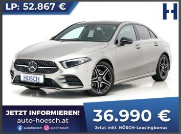 Mercedes-Benz A 220d Limousine AMG-Line Aut. bei Autohaus Hösch GmbH in