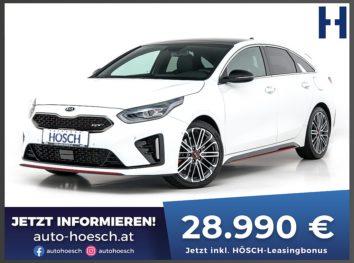 KIA Pro Ceed T-GDI GT Aut. bei Autohaus Hösch GmbH in