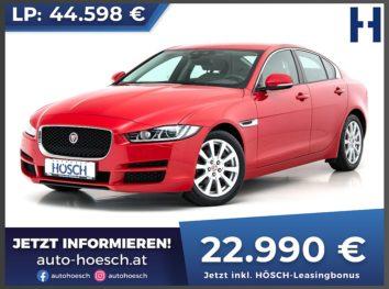 Jaguar XE 20d Pure Aut. bei Autohaus Hösch GmbH in